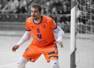 Fabio se desvincula del Jaén FS.