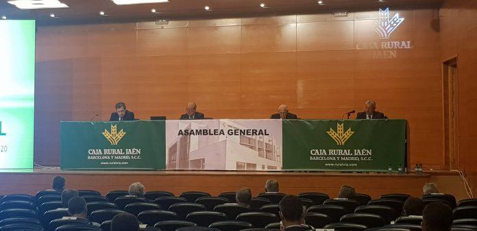 Asamblea General de Caja Rural.
