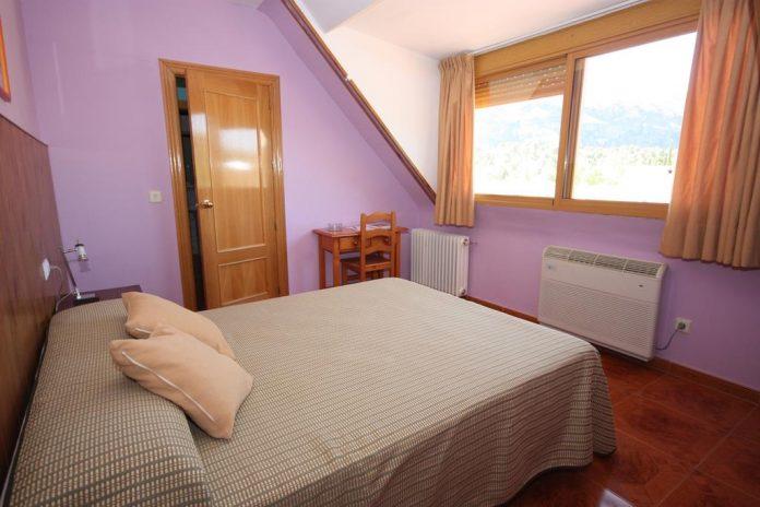 Hoteles de Jaén Montaña