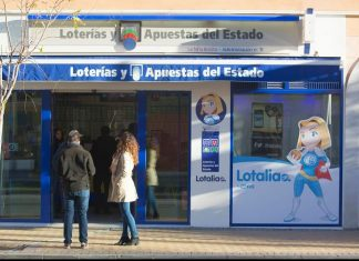 Administración de Lotería 15 de Jaén.