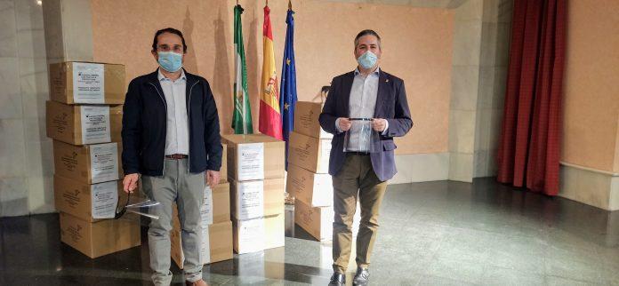 Viseras para colegios de la provincia de Jaén.