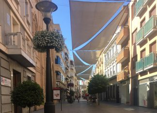 Calle de Andújar.