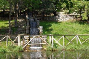 Área Recreativa de la Fuentmayor. FOTO: Jesús Palacios