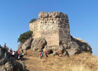 Visita al Castillo de Navas de Tolosa.