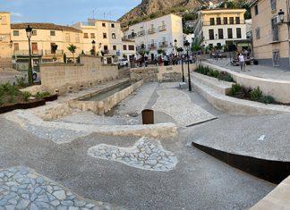 Plaza de la Villa de Martos.