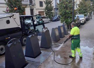limpieza-calle-alcala-horajaen