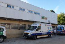 Centro de Salud de Baeza. FOTO: HoraJaén