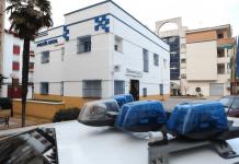 Policía Local de Alcalá la Real.